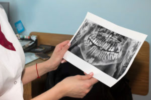 Dental exam in Weston MA